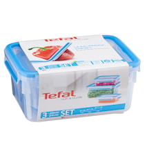 MasterSeal FRESH box 3pcs 0.55/1/2.30L