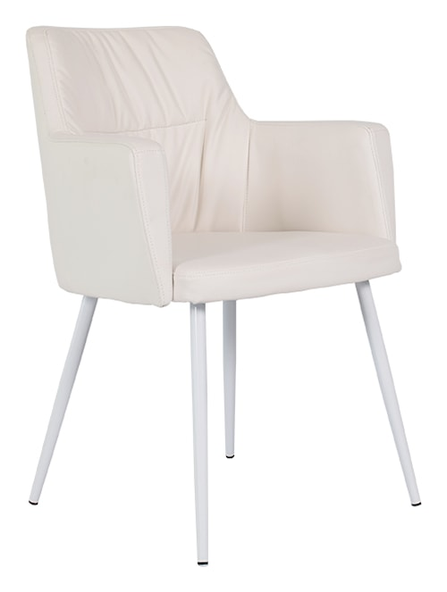 Mars stol - Vit
