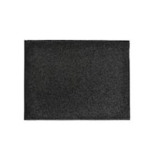 Tablett Filt Svart 40x30 cm