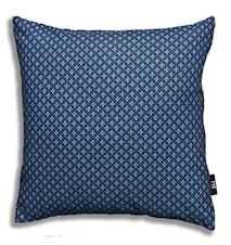 Stjerna blue, putetrekk 50x50