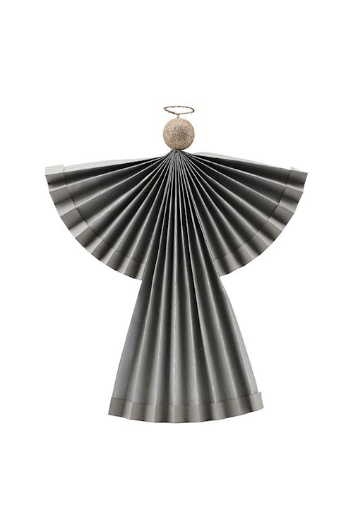 Ornament Angels 36 cm - Grå
