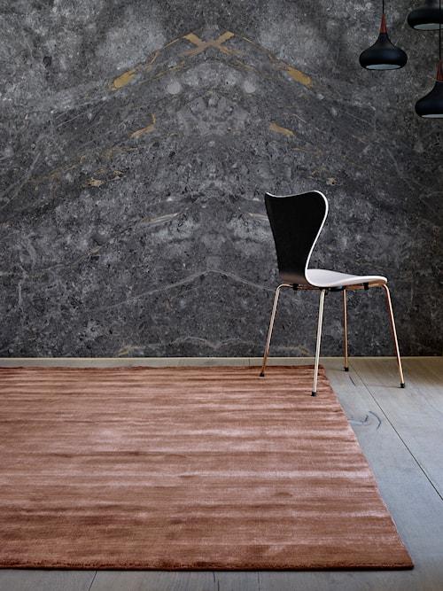 Bamboo Copper Gulvtæppe - 170x240