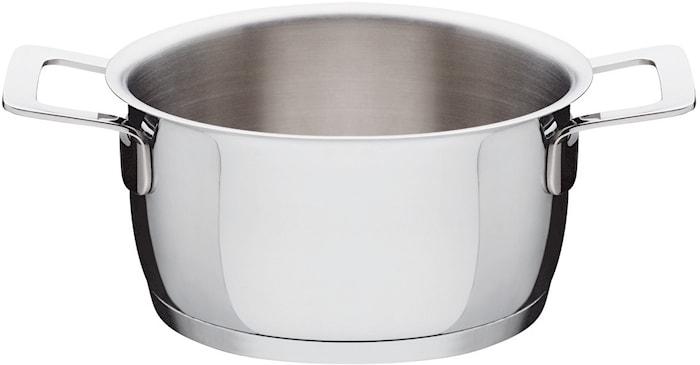 Pots & Pans Kasserolle to håndtak Ø 16 cm