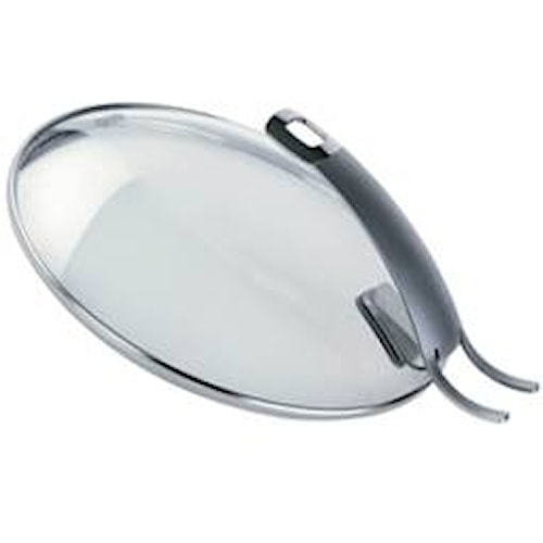 Quality Premium Glasslokk, Ø 24 cm