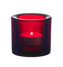 Kivi ljuslykta 60mm tranbär /presentfrp