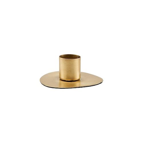 Ljusstake Circle Brass 7 cm