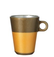 Mugg Latte Macciato Guld