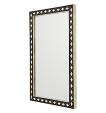 Bone Mirror Rectangular