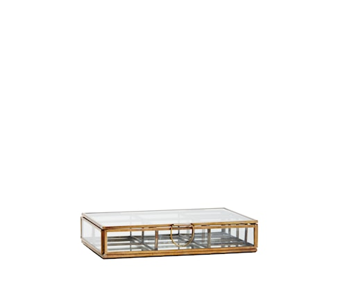 Skrin 20,5x14x4 cm - Messing