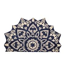 Paisley Doormat