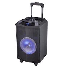 "8"" Bluetooth-högtalare rullbar"