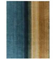 Paysages handknuten ullteppe