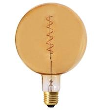 Elect LED Filament Globe Gold 200mm