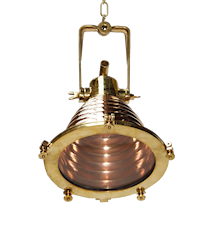 Algiers copper cargo taglampe