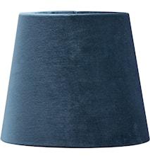 Mia Sammet Blå 24cm