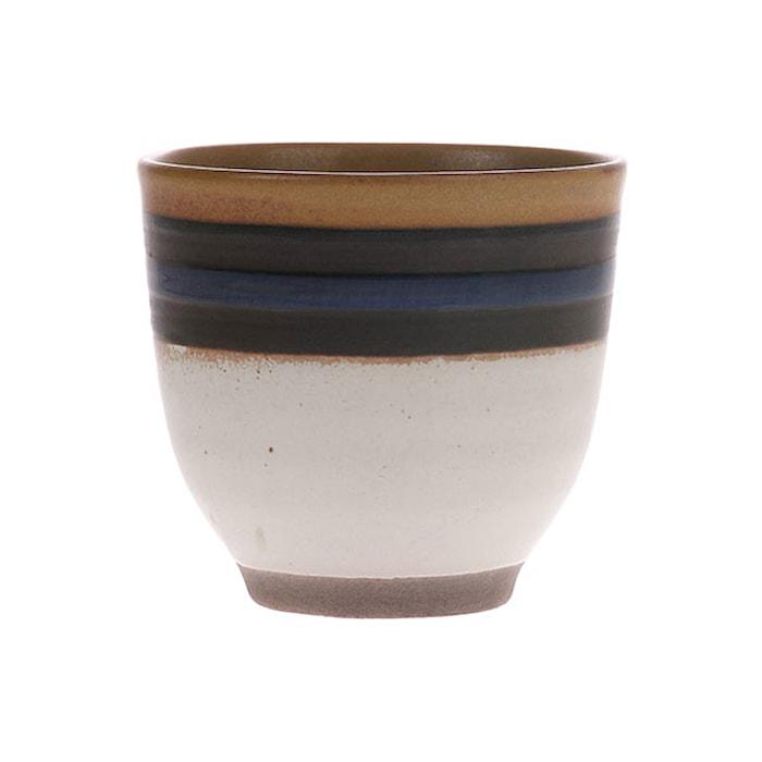 Kyoto Mugg Keramik Blå 15 cl