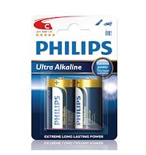 Fashion Ultra Alkaline C LR14 2-pack