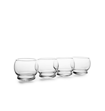 Rocking Glass 4-pakk 25 cl