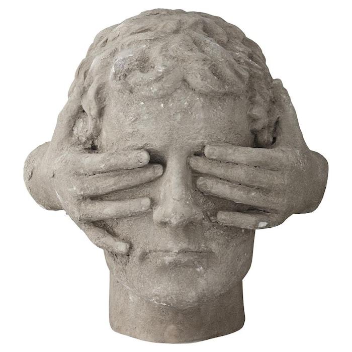 Pyntet Serafina Figur