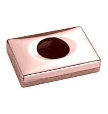 TA818 Sanitetspappershållare Rose Gold