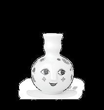 Vase, Mie, grå H10,5 cm