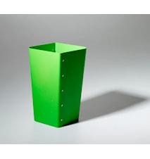 Papperskorg grön