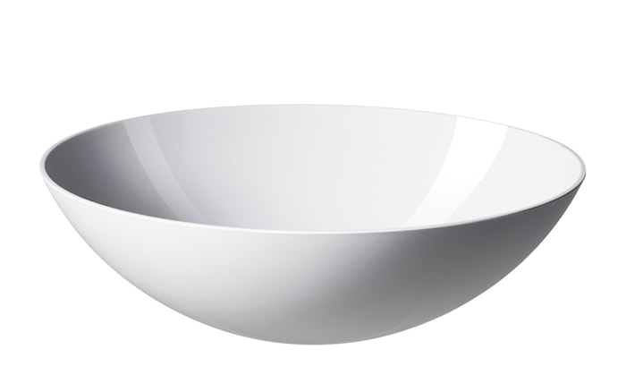 Krenit Salatskål Hvit