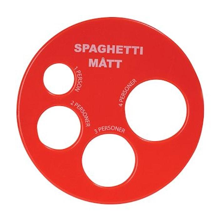 Spagettimitta erivärisiä