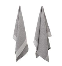 Kitchen Towel, Grey, Cotton
