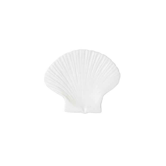 Tallrik Shell Vit 16 cm Small
