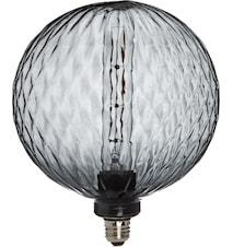 Elegance LED Cristal Cristal Grey 200mm