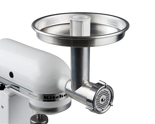 Kjøttkvern til kjøkkenmaskin stål