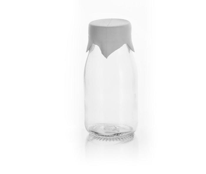 MILK mjölkflaska Lock i Silikon 20cl