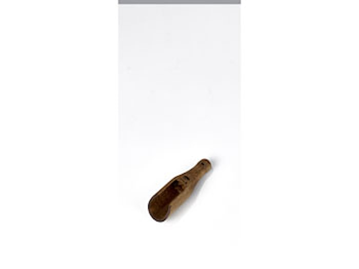 Saltsked Acacia 10x3x2cm