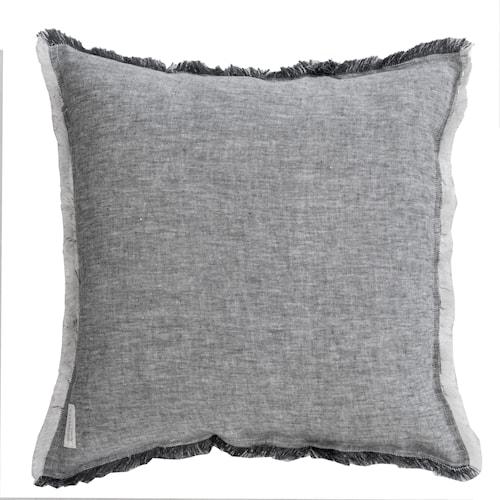 Putetrekk Chambray - Grey