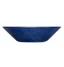 Teema tallerken dyp 21 cm melerad blå