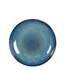 Serveringsskål Guilia Blå/Svart