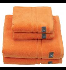 Premium Terry Ansiktshåndkle 30X50 Tangerine