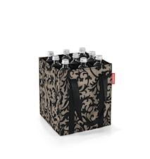 Väska till 9 flaskor Brun