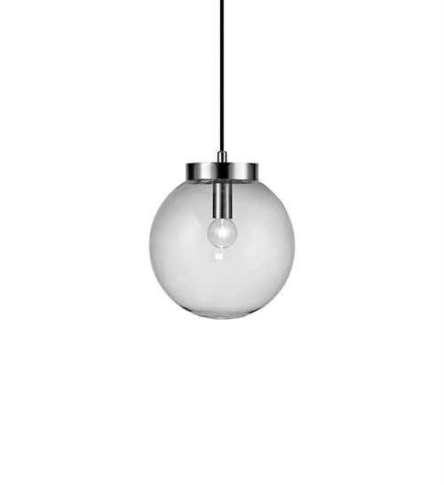 Ball Taklampa Chrome/Clear