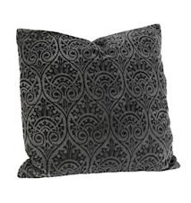 Harper Print Black Kuddfodral black 50x50