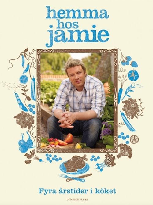 Hemma hos Jamie, Jamie Oliver