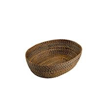 Brödkorg 20x15cm Oval