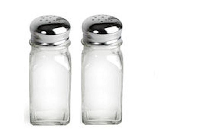 Salt&peberbøsse Square 2 stk