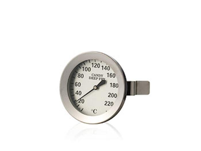 Bolchetermometer 550 stål