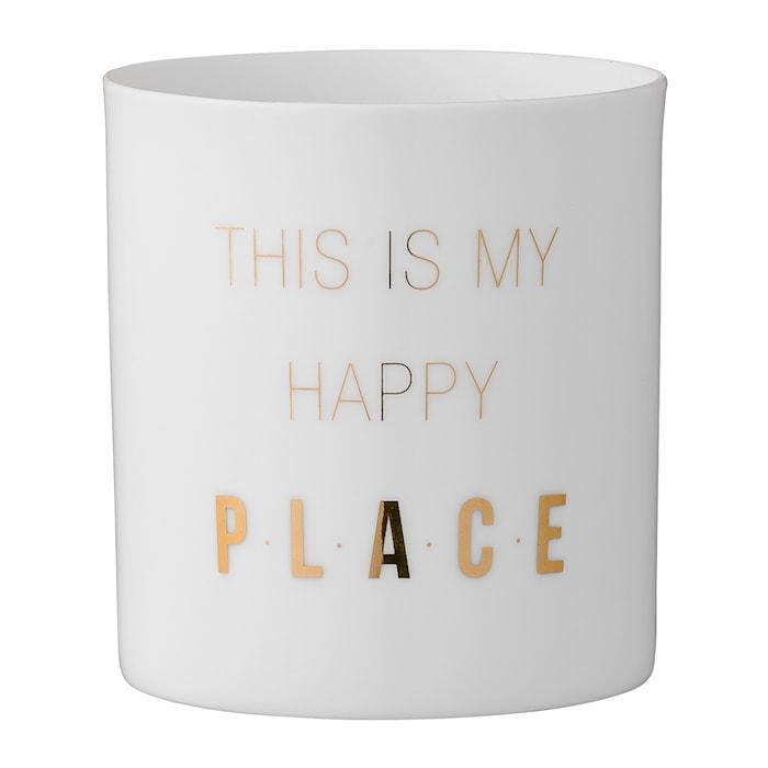 Ljuslykta Happy Place
