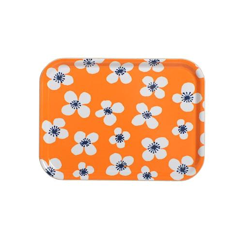Belle Amia Brett Orange 27x20 cm