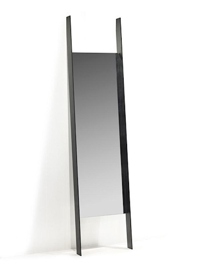 Spejl Sort, 50XH200