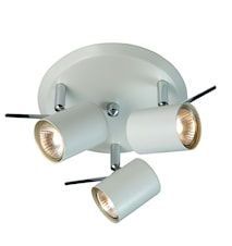Hyssna LED Taklampa Vit IP21