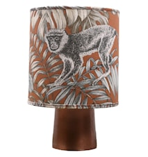 Bordslampa Icon Inklusive Monkey Rost